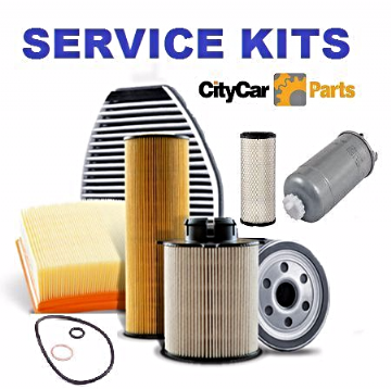PEUGEOT 206 1.4 HDi DIESEL MODELS 2001 TO 2009 AIR & OIL FILTER SERVICE KIT